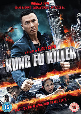 Kunf Fu Killer